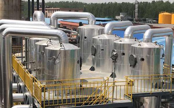 橡胶助剂废水处理设备