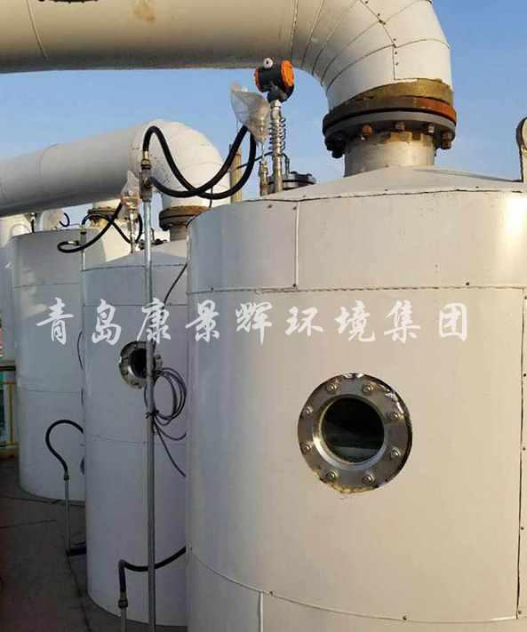 稀土废水处理案例三效蒸发器