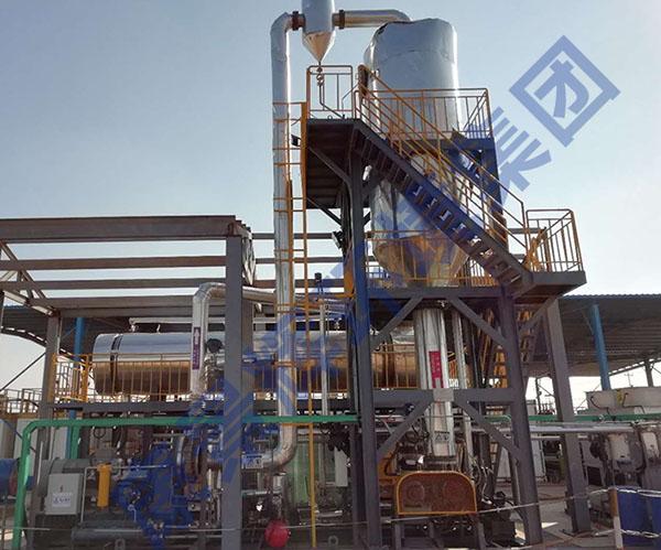 钻井含盐废水MVR