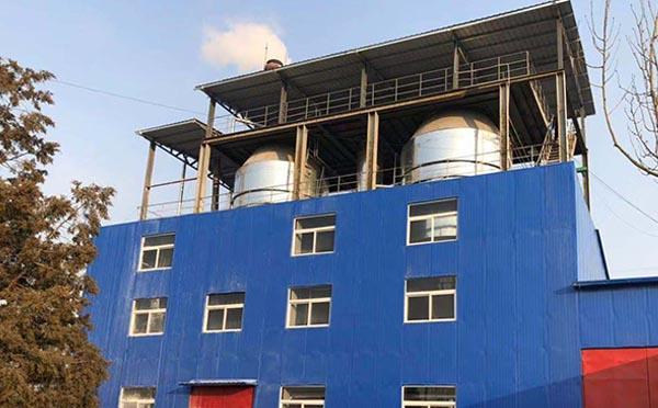 氯化钠废水蒸发结晶器双效蒸发器