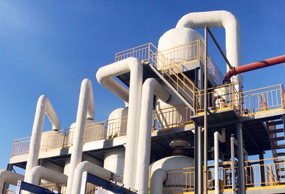 高盐废水蒸发结晶技术