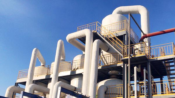 高盐废水处理方法之蒸发浓缩结晶法
