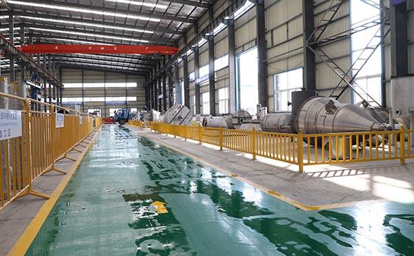MVR蒸发器厂家制造基地