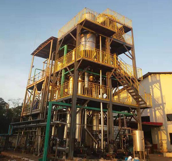 溴化钠化工废水双效蒸发器