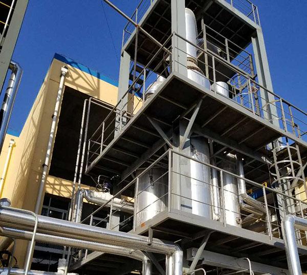 硫酸铵MVR蒸发器