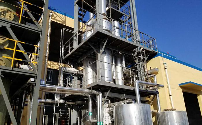 废水除盐蒸发结晶法