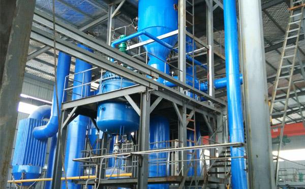锂电废水MVR蒸发器