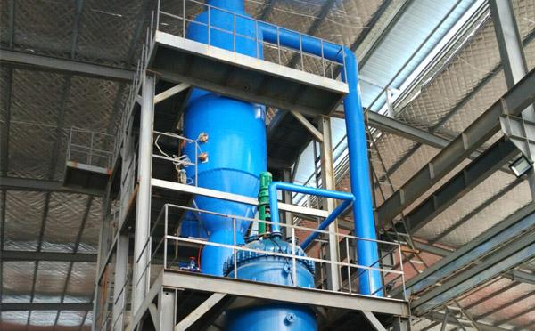 锂电废水处理MVR蒸发器