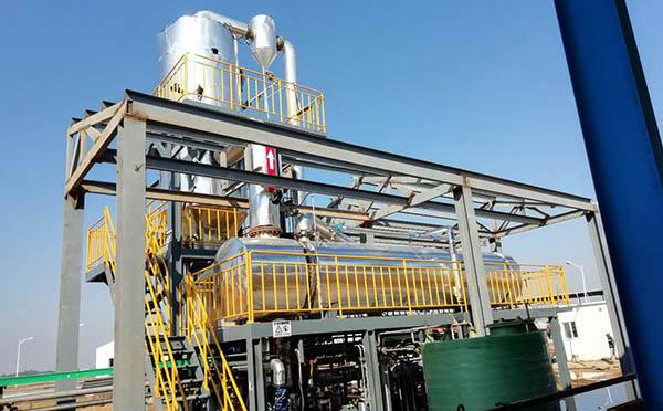 MVR蒸发器发货现场