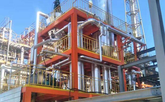 蒸发物料对MVR蒸发器的影响