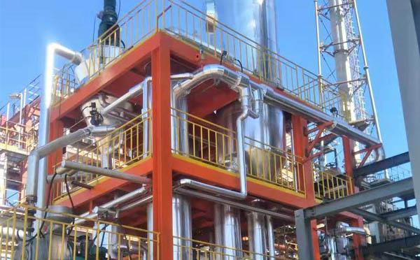 板式降膜蒸发器特点