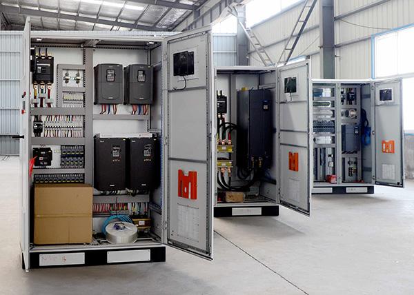 MVR蒸发器自动化智能控制系统