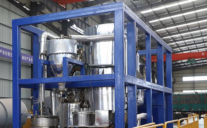 MVR蒸发工艺含盐废水处理设备