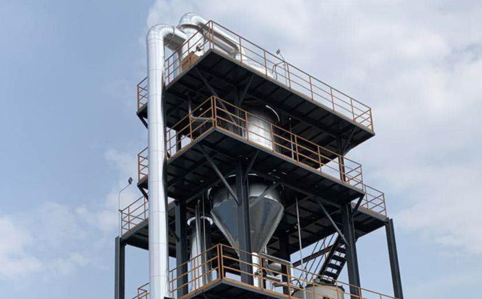 含硫酸钠废水MVR蒸发器