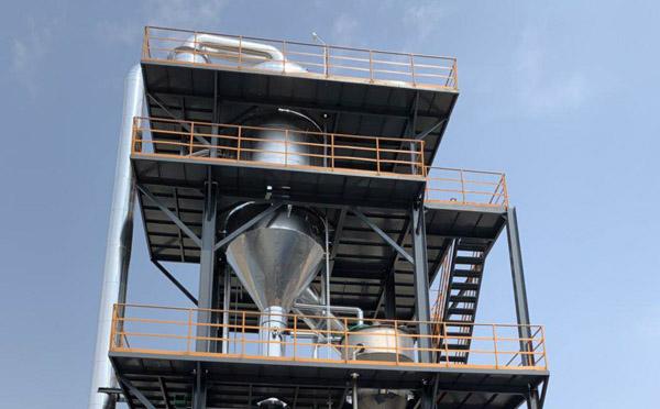 硫酸钠MVR蒸发器蒸发结晶案例实拍