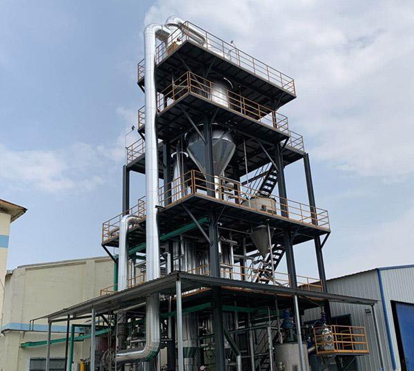 硫酸钠废水MVR蒸发器案例