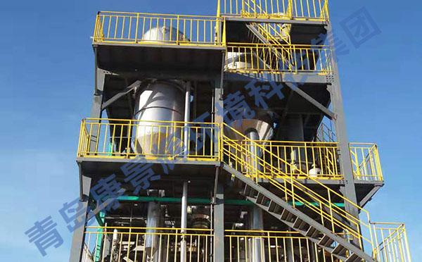 垃圾渗滤液处理设备案例