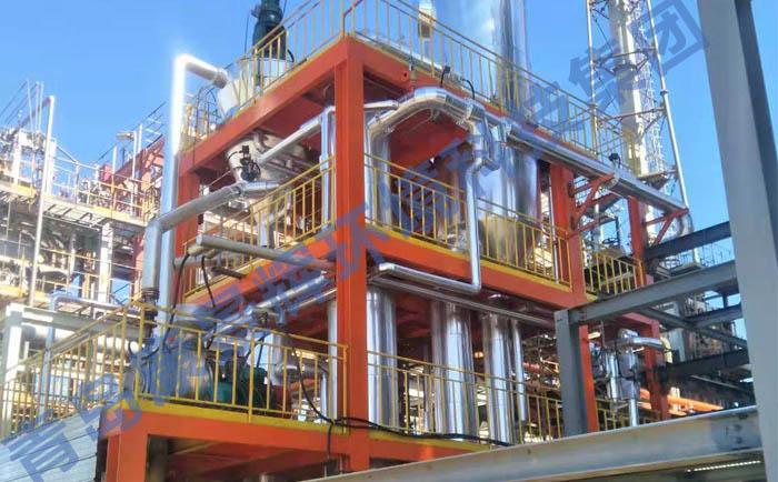 反渗透浓水处理方案之蒸发结晶工艺