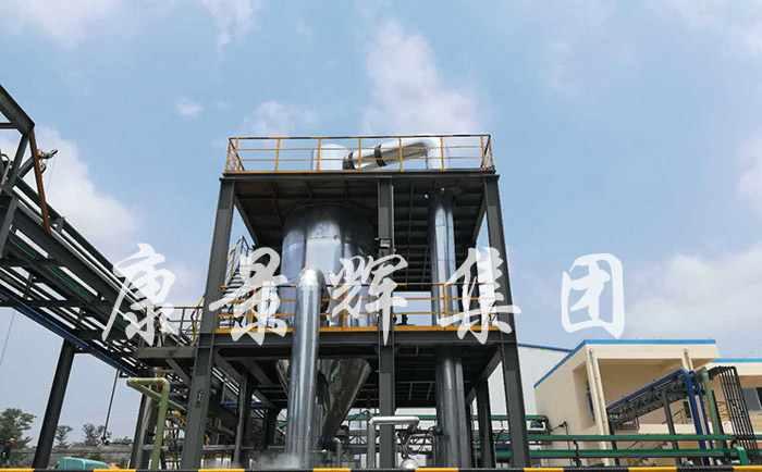 MVR蒸发器处理冶金助剂废水