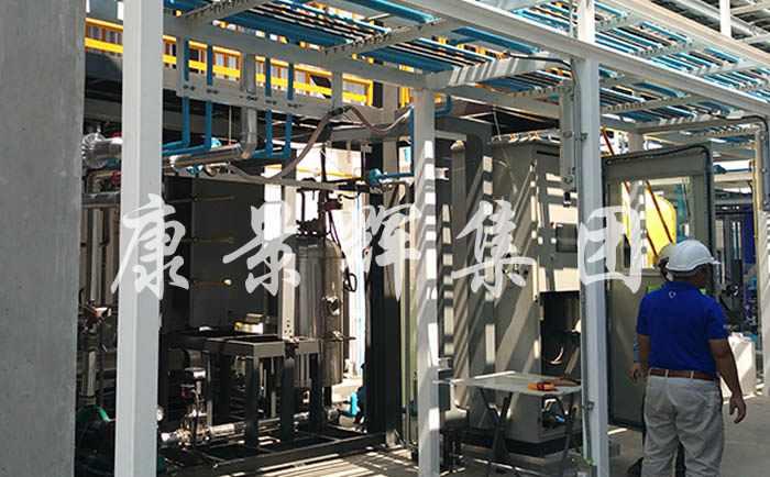 电镀废水MVR蒸发器