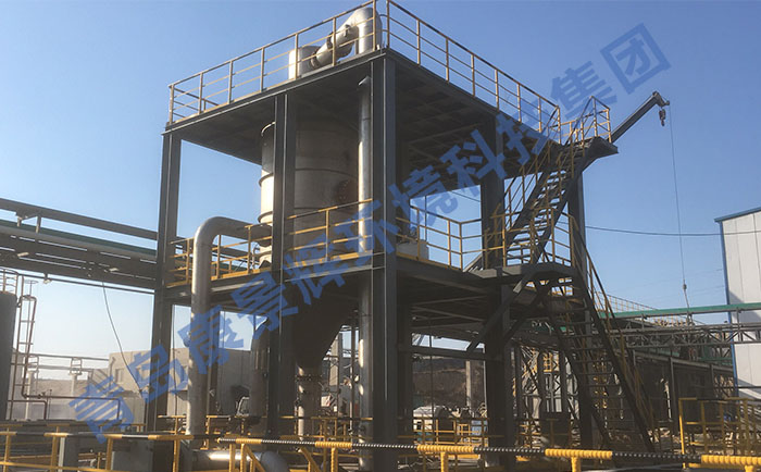 MVR蒸发设备