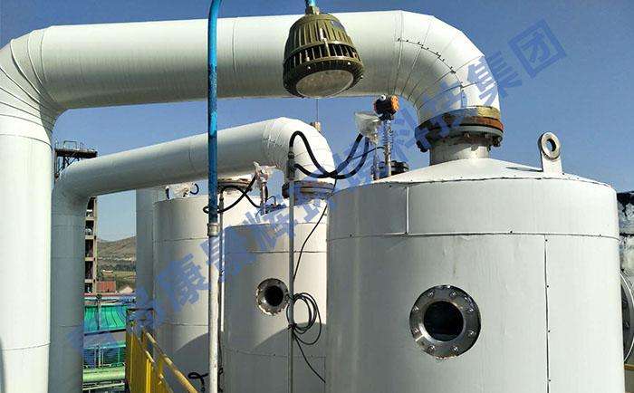 RO浓水蒸发浓缩设备