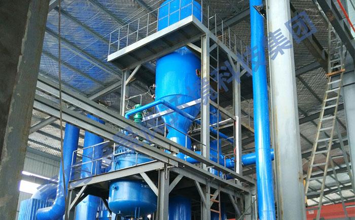 降膜废水蒸发器