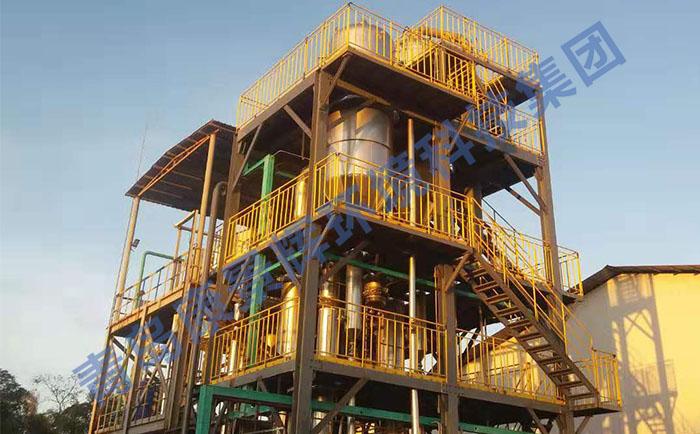 渗滤液废水蒸发器