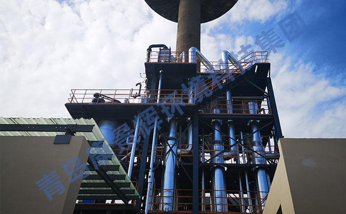 管式蒸发器