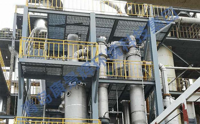 三效强制循环蒸发器