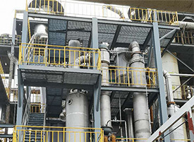 多效管式蒸发器