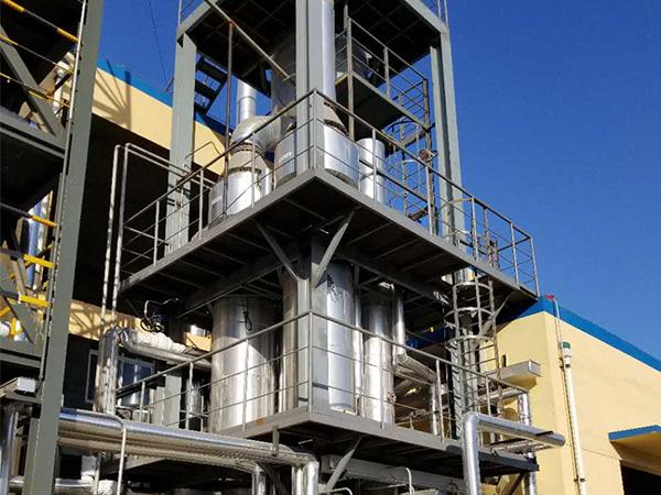 氯化铵废水MVR蒸发器
