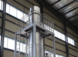 管式降膜蒸发器