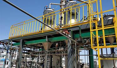 炼油废水处理案例