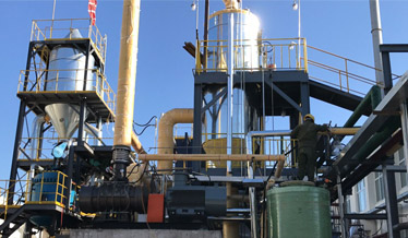 含硫氰酸钠废水蒸发浓缩项目案例