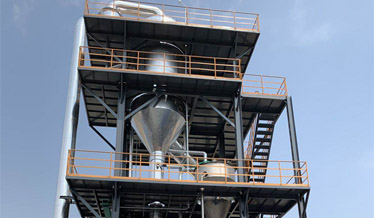 含硫酸钠废水MVR蒸发器蒸发结晶案例
