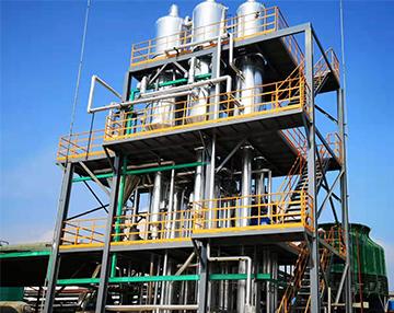 危废行业污水蒸发结晶器