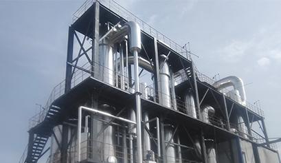 橡胶防老剂废水浓缩蒸发案例