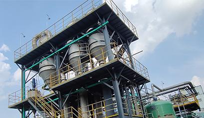 煤化工行业废水多效蒸发器应用案例